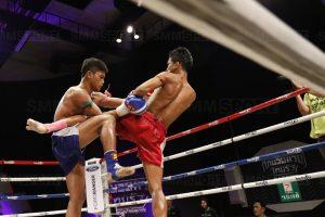 เพชรเกรียงไกร พลิกแซงชนะ ในศึกมวยดีวิถีไทย