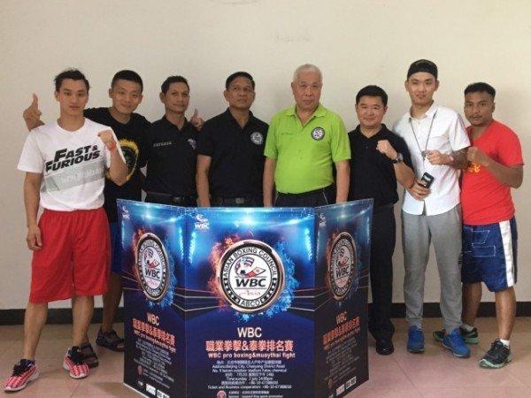 WBC Asia เปิดแนวรบปักกิ่ง ในรายการศึกดาวรุ่งสภามวยแห่งเอเชีย