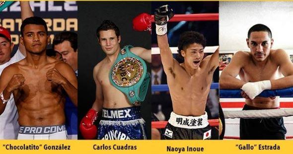 นาโอยะ อิโนเอะ แชมป์โลกรุ่น 115 ปอนด์ของ WBO ชาวญี่ปุ่น
