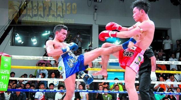 ดุเดือดประจำสัปดาห์ศึกมวยไทย 7 สี ฟ้าเป็นหนึ่ง ภ.หลักบุญ