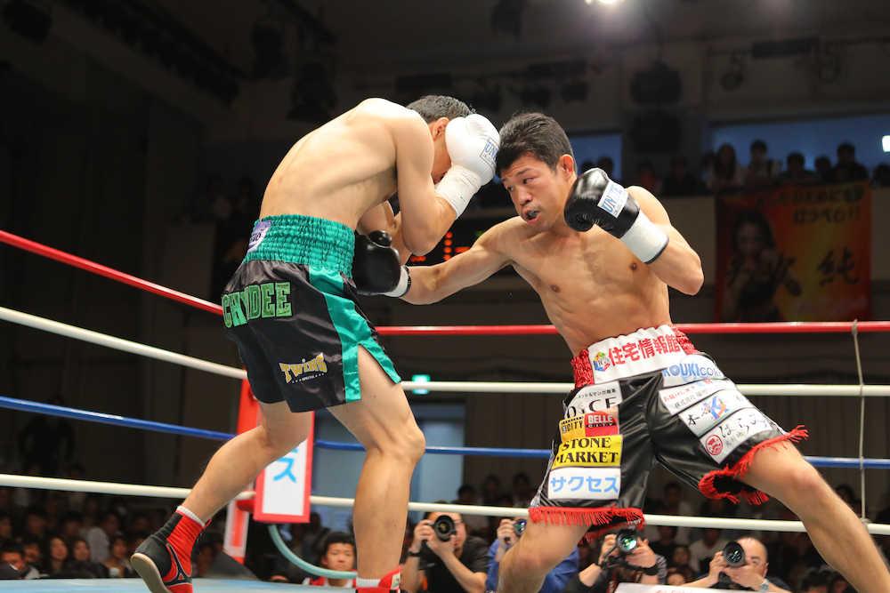 แขวนนวม!อดีตแชมป์โลกชาวไทย พงษ์ศักดิ์เล็ก พ่าย นักชกญี่ปุ่น